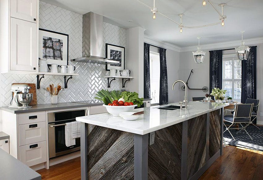9 Kitchen Island Ideas to Launch Your Remodel - Proline Blog