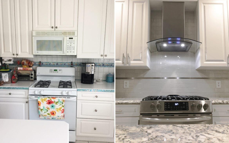 Vent Hood Or Microwave