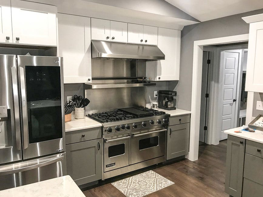 Average Range Hood Installation Time And Cost